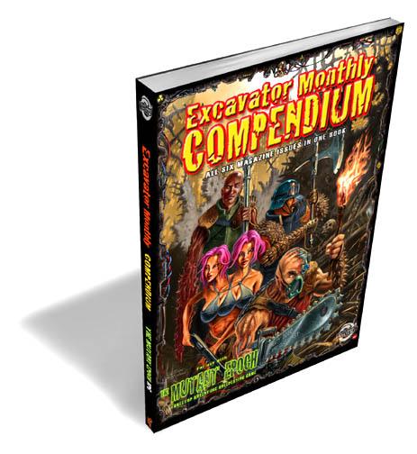 Excavator Compendium -  Outland Arts
