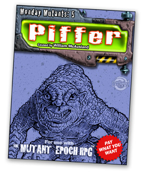 The Mutant Epoch Tabletop Role-Playing Game Homepage