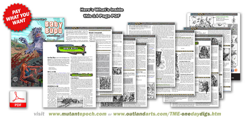 Outland Arts :: fantasy Clip Ink art, Roleplaying games