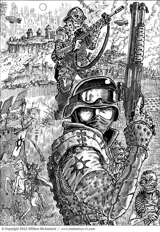 The Mutant Epoch::Art from The Corssroads Regional Gazetteer