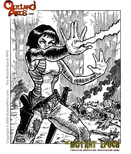 The Mutant Epoch:: Game art and illustration from the TME ...