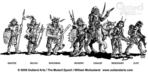 The Mutant Epoch:: Gallery 6, Game art and illustration ...